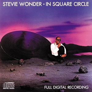 <i>In Square Circle</i> 1985 studio album by Stevie Wonder