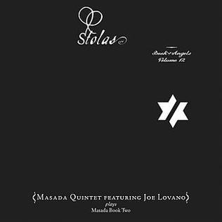 <i>Stolas: Book of Angels Volume 12</i> album by Masada