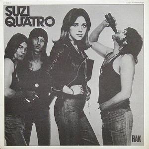 <i>Suzi Quatro</i> (album) 1973 studio album by Suzi Quatro