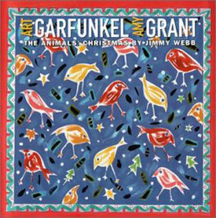 <i>The Animals Christmas</i> 1985 studio album by Art Garfunkel and Amy Grant