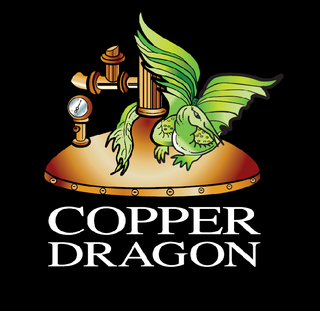 Copper Dragon Brewery brewery in Skipton, North Yorkshire, England