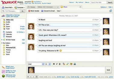 Chat sign in yahoo Get help