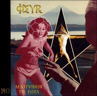 <i>Mjötviður til Fóta</i> album by Þeyr