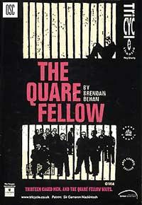 <i>The Quare Fellow</i> play by Brendan Behan