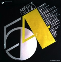 <i>A Night at Studio 54</i> 1979 compilation album by various artists