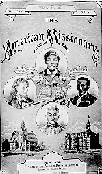 American Missionary Association New York-based abolitionist movement