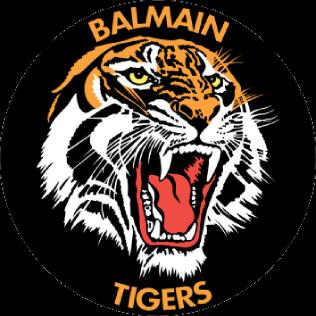 Balmain Tigers Australian rugby league football club