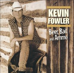 <i>Beer, Bait & Ammo</i> 2000 studio album by Kevin Fowler