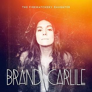 <i>The Firewatchers Daughter</i> 2015 studio album by Brandi Carlile