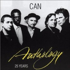 <i>Anthology</i> (Can album) 1994 compilation album by Can