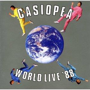 <i>Casiopea World Live 88</i> live album by CASIOPEA (1988)