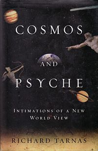 Cosmos and Psyche, first edition.jpg