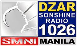 DZAR Radio station in Metro Manila, Philippines
