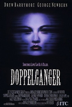 Film poster for Doppleganger - Copyright 1993,...