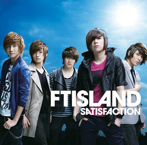 Satisfaction (F.T. Island song) F.T. Island song