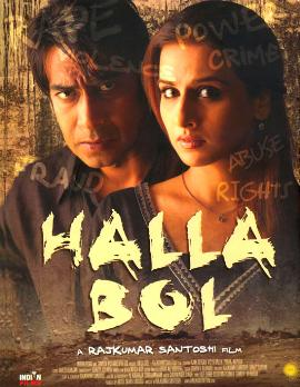 Halla Bol - Ajay Devgan Full Movies - Bollywood ... - YouTube