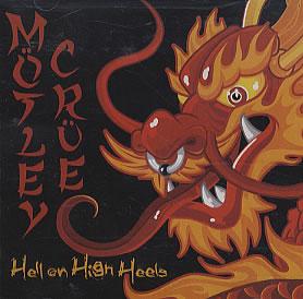 Hell on High Heels 2000 single by Mötley Crüe