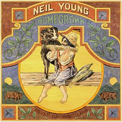 <i>Homegrown</i> (Neil Young album) Studio album by Neil Young