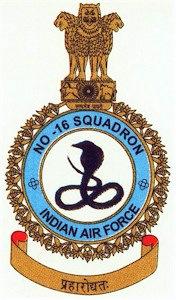 No. 16 Squadron IAF