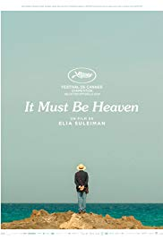 <i>It Must Be Heaven</i> 2019 film