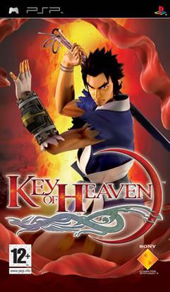 Key of heaven Psp cwcheat