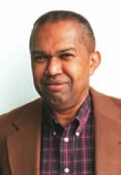Larry Whiteside American sportswriter