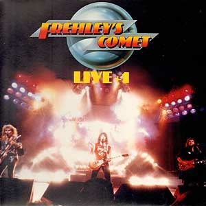 <i>Live+1</i> 1988 EP by Frehleys Comet