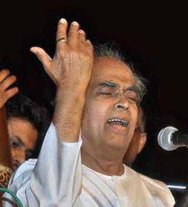 Madhava Gudi Indian classical singer