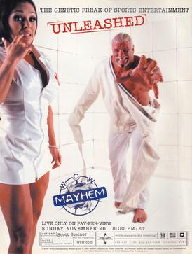 Image result for WCW Mayhem 2000