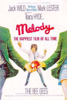 Melody (1971 movie poster).png