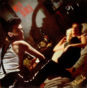<i>Miracle</i> (Willy DeVille album) 1987 studio album by Willy DeVille