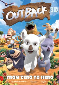 Koala Kid (The Outback) (2012) [BDrip m720p][Castellano AC3 2.0/Ingles AC3][Subs][Animaci�n]