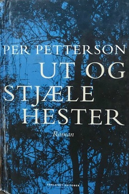 <i>Out Stealing Horses</i> book by Per Petterson