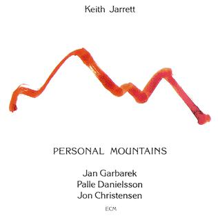 <i>Personal Mountains</i> 1989 live album by Keith Jarrett