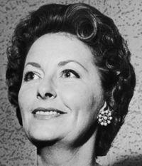Jean Vander Pyl American voice actress