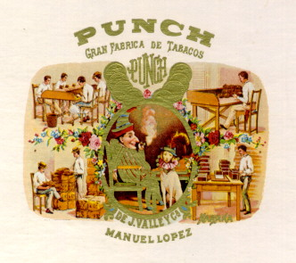 punch cigar wikipedia