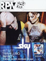 <i>RPM</i> (magazine) Canadian music industry publication