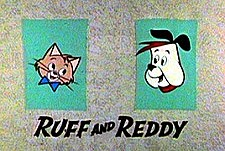 <i>The Ruff and Reddy Show</i> American animated television series
