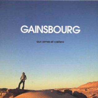 <i>Aux armes et cætera</i> (album) 1979 studio album by Serge Gainsbourg