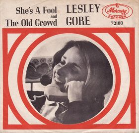 Shes a Fool 1963 song performed by Lesley Gore