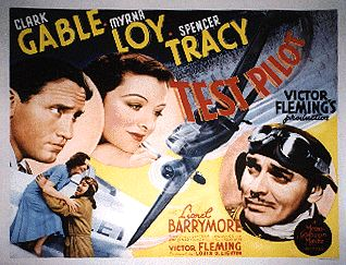 <i>Test Pilot</i> (film) 1938 American film directed by Victor Fleming