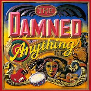 <i>Anything</i> (The Damned album) 1986 studio album by The Damned
