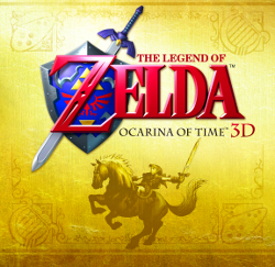 <i>The Legend of Zelda: Ocarina of Time 3D</i> video game