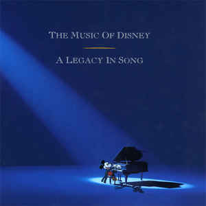 <i>The Music of Disney: A Legacy in Song</i> 1992 compilation album by Various artists