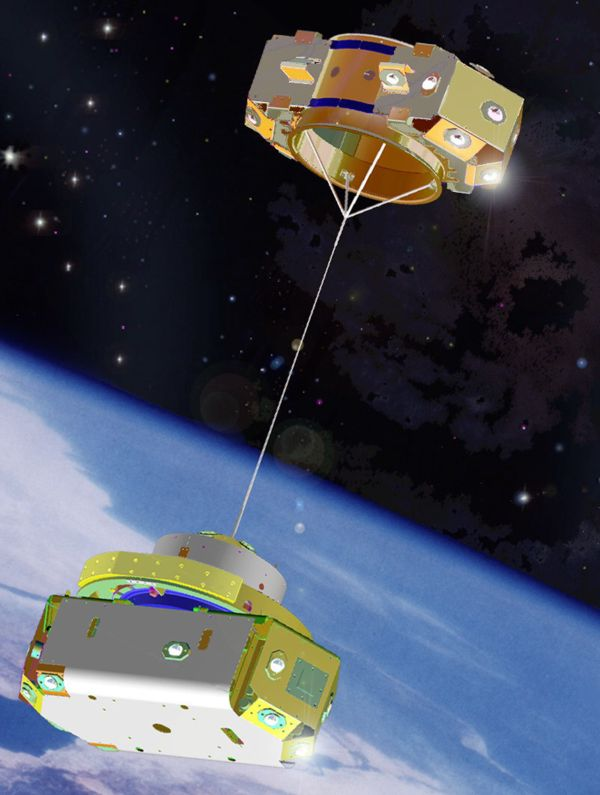 Space tether missions - Wikipedia