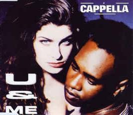 U & Me 1994 single by Cappella