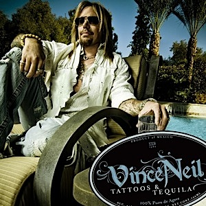 <i>Tattoos & Tequila</i> 2010 studio album by Vince Neil