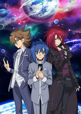 Cardfight Vanguard 2018 Series Wikipedia