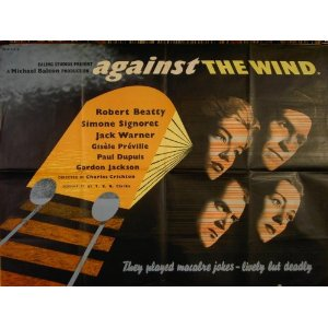 <i>Against the Wind</i> (film) 1948 film by Charles Crichton