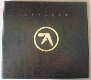 <i>Analord</i> series of recordings by Richard D. James under the pseudonyms AFX and Aphex Twin